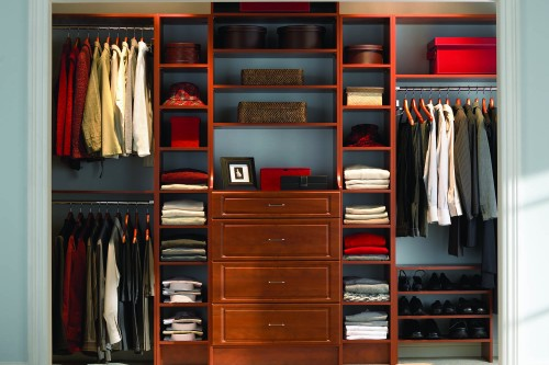 Genial Reach In Closets
