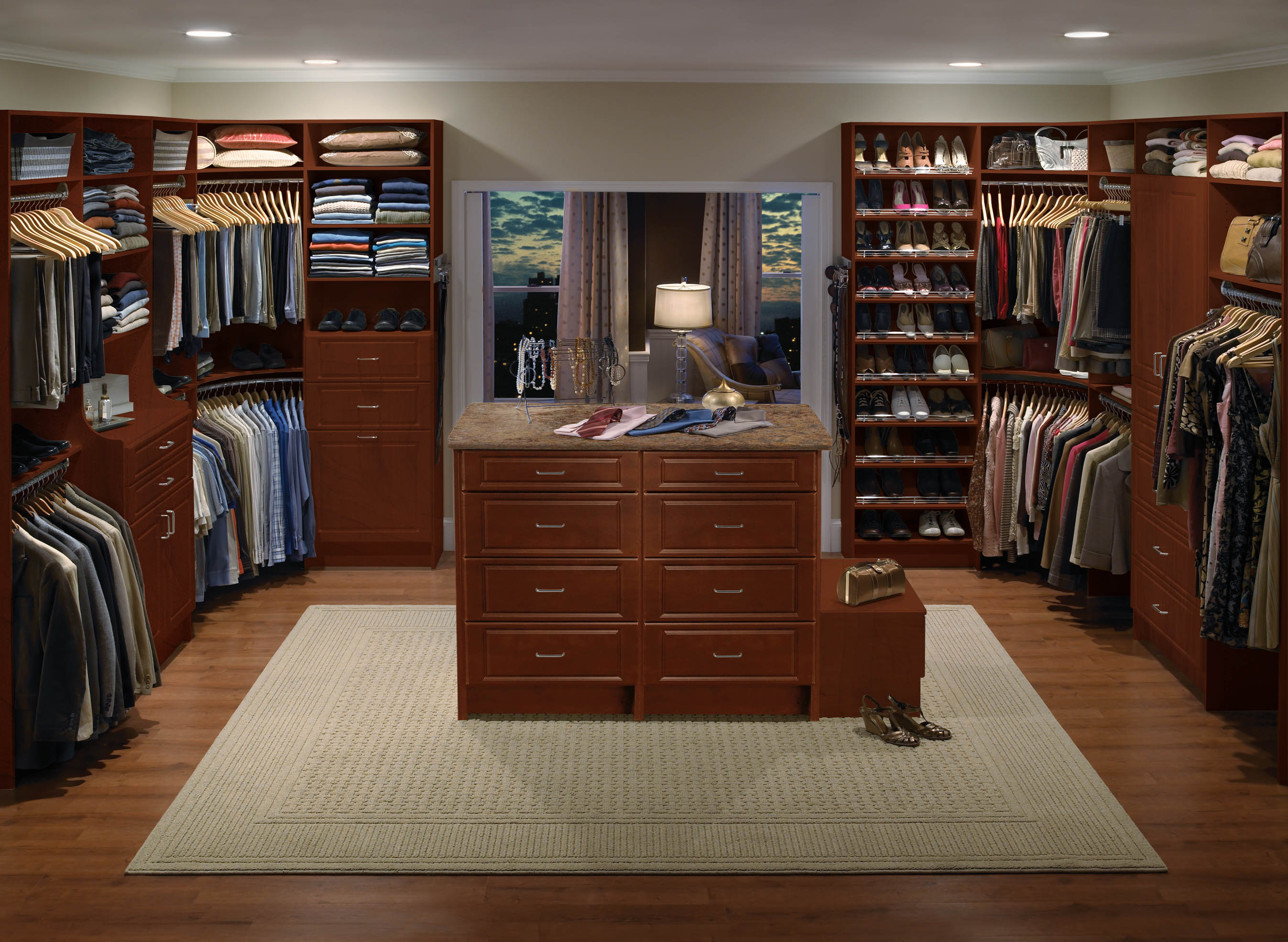 Red Oak Collection | K.C. Closets | Custom Closet Installers In Regina,  Saskatchewan